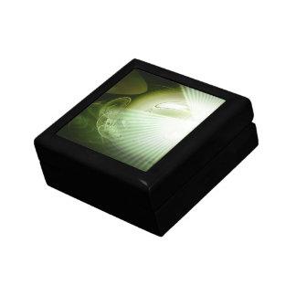 Digital Abstract No. 1 Gift Box