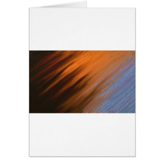 Digital Abstract Painting Card