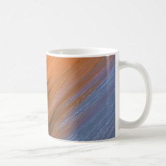 Digital Abstract Painting Coffee Mug