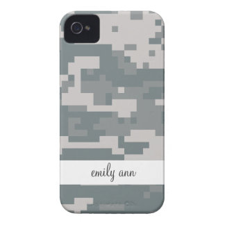 Digital ACU Camoflage iPhone 4 Case