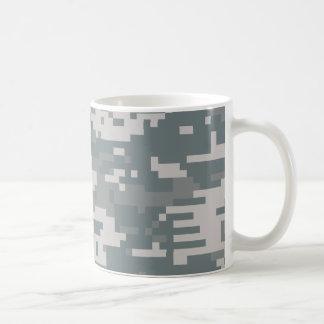 Digital ACU Camoflage Coffee Mug