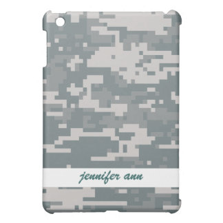 Digital ACU Camoflage iPad Mini Case