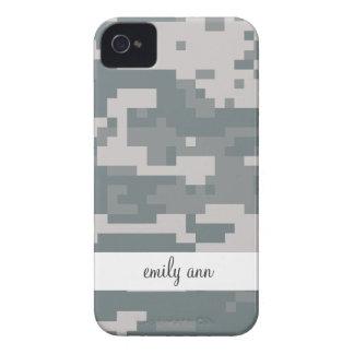Digital ACU Camoflage iPhone 4 Cover