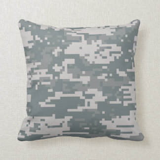 Digital ACU Camoflage Pillow