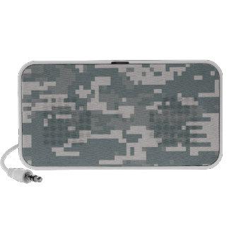 Digital ACU Camoflage Portable Speaker