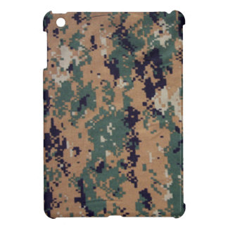 Digital Army Camouflage iPad Mini Case