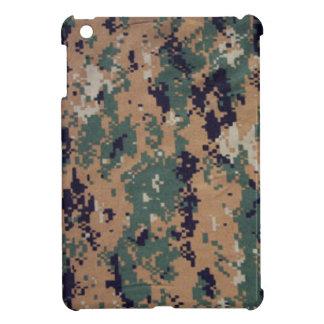 Digital Army Camouflage iPad Mini Cover