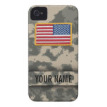 Digital Army Style Camouflage iPhone case iPhone 4 Case-Mate Case