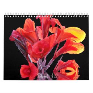 Digital Art - 2016 Calendar