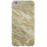 Digital art barely there iPhone 6 plus case