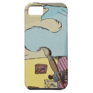 Digital Art - Big Ideas iPhone SE/5/5s Case