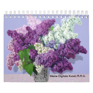 Digital art - calendars