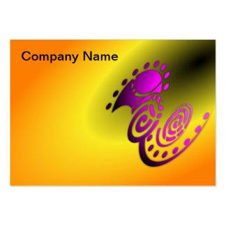 Digital Art Chubby Business Card
