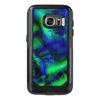 Digital Art Cool Modern Abstract Pattern OtterBox Samsung Galaxy S7 Case