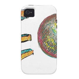 digital art EO 002 Vibe iPhone 4 Cases