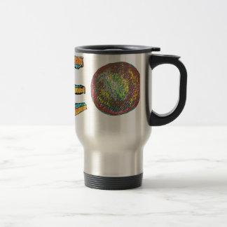 digital art EO 002 Coffee Mugs