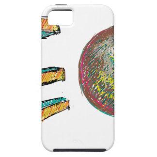 digital art EO iPhone 5 Cases