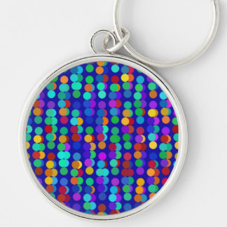 Digital Art Gliftex Abstract (202) Keychain