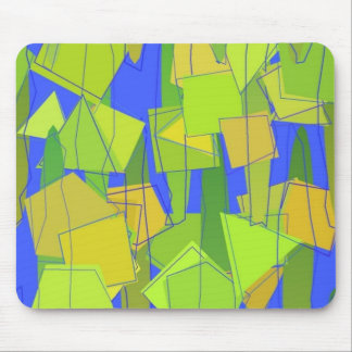 Digital Art Gliftex Abstract (241) Mouse Pad