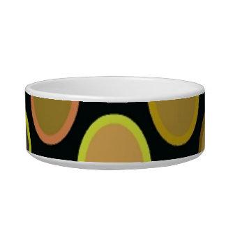 Digital Art Gliftex Abstract (275) Pet Bowl