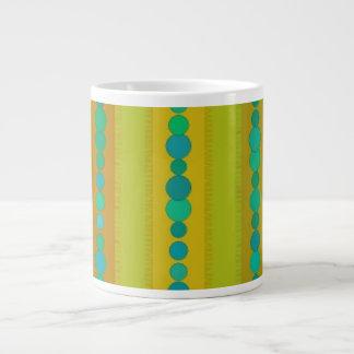 Digital Art Gliftex Abstract (281) 20 Oz Large Ceramic Coffee Mug