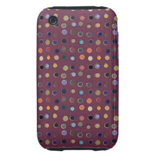 Digital Art Gliftex Abstract Tough iPhone 3 Covers