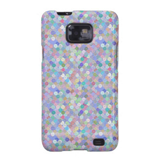 Digital Art Gliftex Abstract Galaxy SII Cases