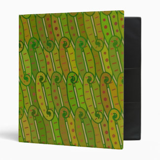 Digital Art Gliftex Abstract Confused in the Jungl Binder