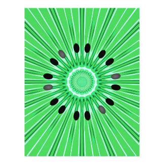 Digital art kiwi flyer