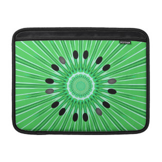 Digital art kiwi MacBook air sleeve