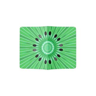 Digital art kiwi passport holder