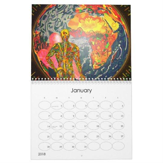 Digital Art of Karmym Calendar