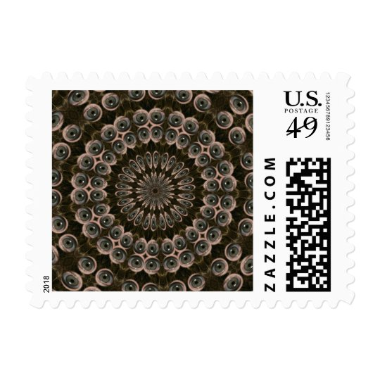 Digital art postage