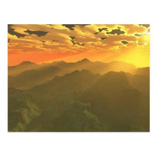 Digital Art Postcard