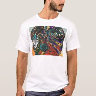 digital art print T-Shirt