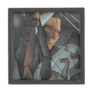 Digital Art - Syncopation Gift Box