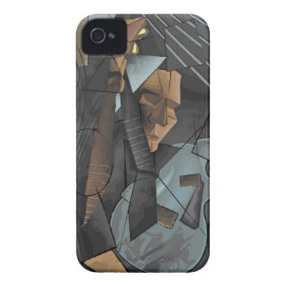 Digital Art - Syncopation iPhone 4 Case-Mate Case