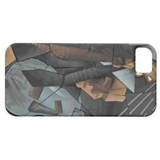 Digital Art - Syncopation iPhone SE/5/5s Case