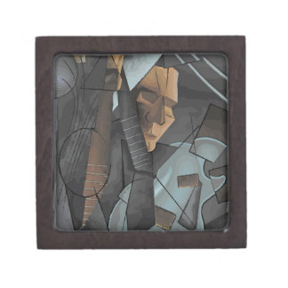 Digital Art - Syncopation Jewelry Box