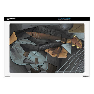 Digital Art - Syncopation Laptop Skin