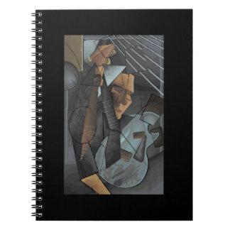 Digital Art - Syncopation Notebook