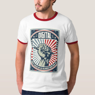 Digital Art T-Shirt