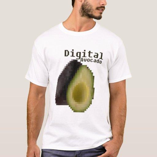 Digital Avocado T-Shirt