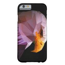 Digital bald eagle phone case