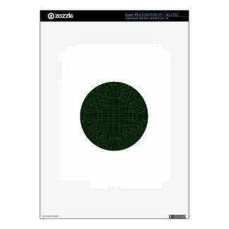 Digital Ball Skin For iPad 3