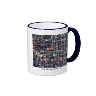 Digital Blasphemy 25 x 25 Mosaic Mug