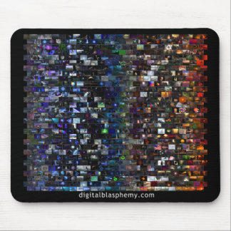 Digital Blasphemy Spectrum Mosaic Mouse Pad