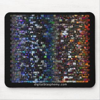 Digital Blasphemy Spectrum Mosaic Mouse Pad