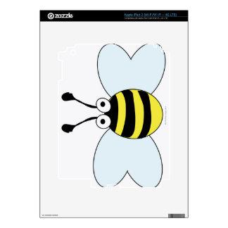 Digital Bumblebee Decals For iPad 3