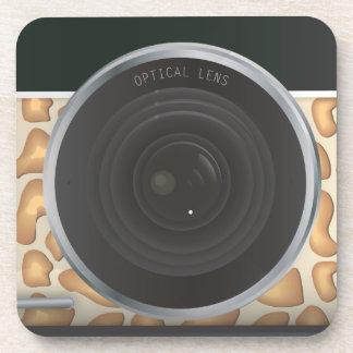 Digital Camera Drink Coaster